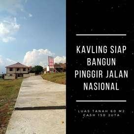 Tanah Kavling Termurah Tanpa Riba di Cicalengka Nagrog Dekat Rancaekek