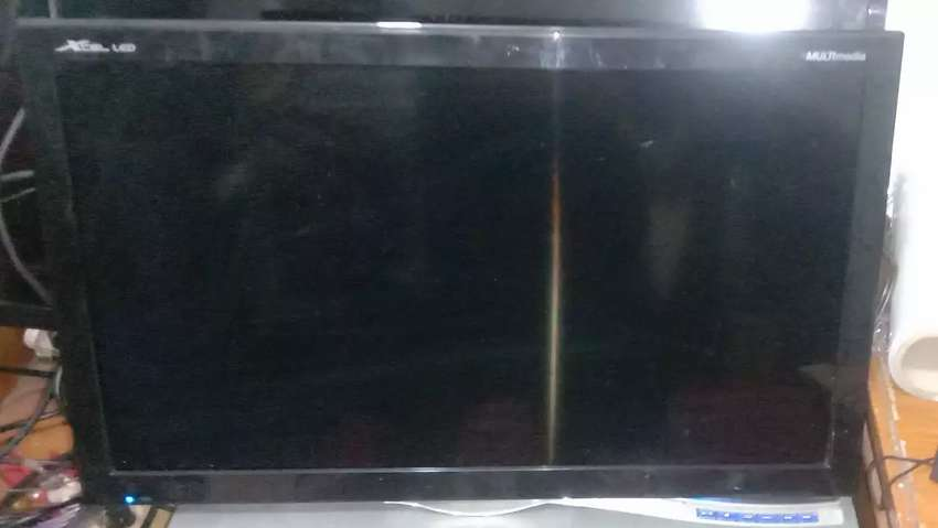 Jual TV LED POLYTRON XCEL 24 INCI normal