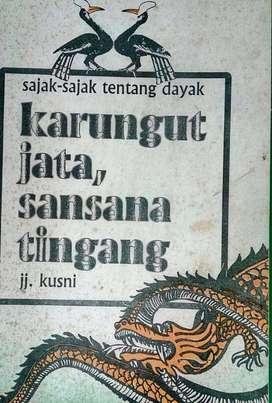Buku Suku Dayak Kalimantan