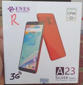 Enes Dous A23 Box pack 1 year warranty Dual camera Pta Approved