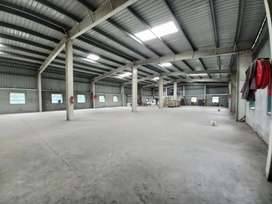 Industrial shed for rent ambernath west near reliance petrol pump