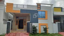 New Simplex Independent house in Bandlaguda