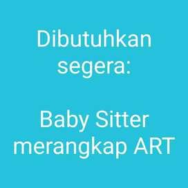Dibutuhkan Baby Sitter merangkap ART