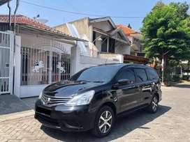 "Nissan Grand Livina 1.5 SV Manual 2017/ Pmk'18 Hitam ""KM 28rb Asli"""