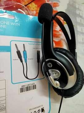 HP headphone