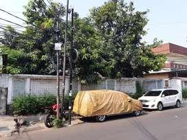 Rumah tua hitung tanah di Mangga Besar Jakarta Barat