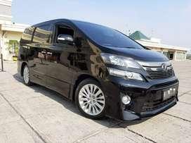 Toyota Vellfire 2.4 ZG Premium Sound At 2014 Km.40rban Pajak Panjang