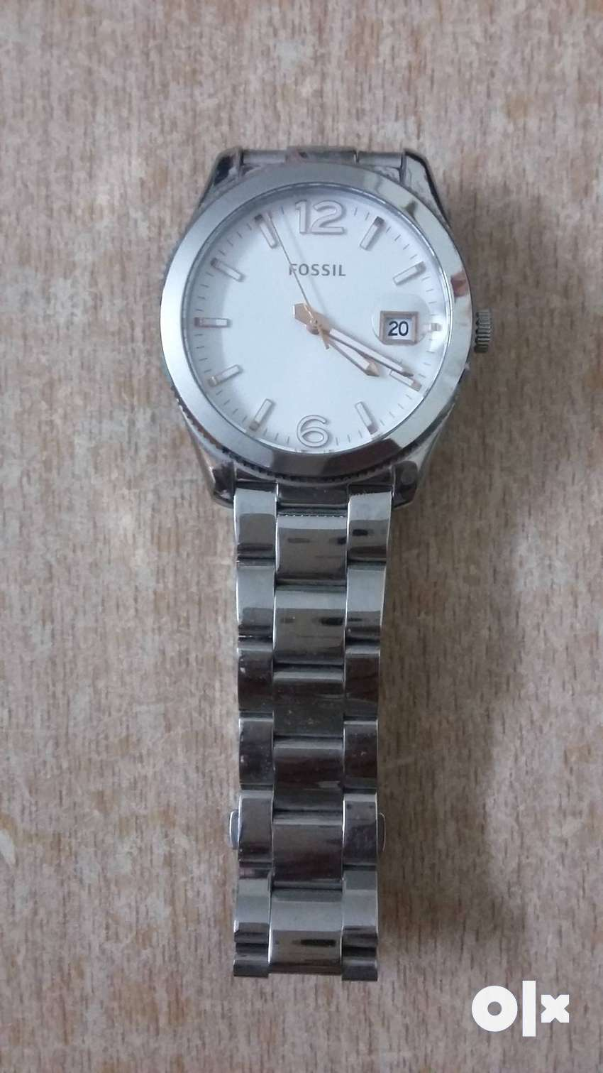 Women's Fossil watch with box 3 years old