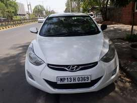 Hyundai Elantra 1.6 SX MT, 2012, Diesel