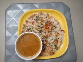 South Indian cook or helper