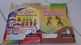 Buku LKS Bahasa Jawa SD Kelas 6