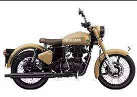 Royal Enfield Classic Signals Sand Storm