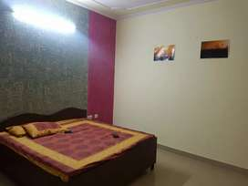 Fully furnished 2bhk flat available for rent @sidhararh nagar
