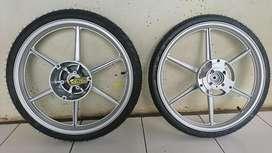 Velg nmax ring 17 custom model rcb