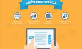 Guest Posting Service - Affordable In-content Links