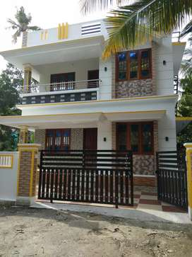 4 bhk 1500 sqft new build house at edapally near varapuzha