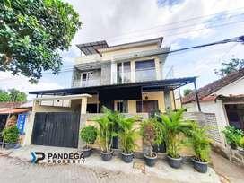 Rumah 3 Lantai Full Furnished di Jln Godean Km.2 Dekat UGM, Malioboro