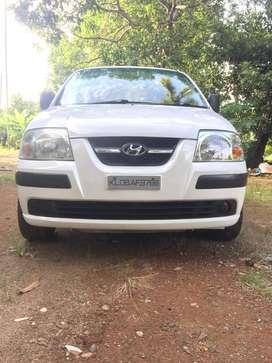 Hyundai Santro Xing 2005 Petrol Good Condition