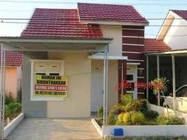 Rumah baru type 45 Minimalis