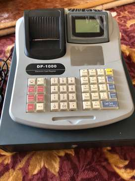 Electronic Cash Register with Cash drawer