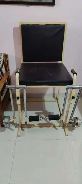 Physio exercise chair