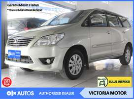 [OLXAD] Toyota Grand Innova 2.0 AT Bensin 2011 #PartnerTerpercaya