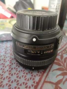 50mm prime lenss