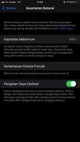 Iphone 7 plus 128 gb RoseGold