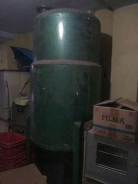 Tanki Angin 1000 liter Tekanan Kompresor Udara Air Pressure Tank Murah