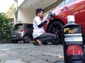 Salon mobil panggilan Bandung