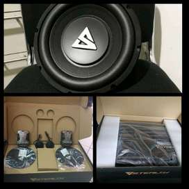 Promo Paket Audio STEALTH XR