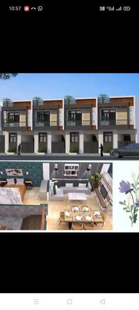 4bhk Independent house prime location per