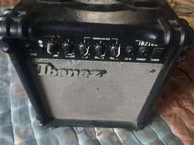 Ampli gitar ibanez original 6,5inch 30 watt