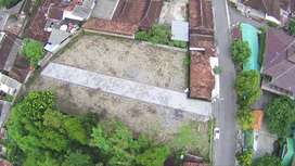 Selatan Jl. Raya Jogja-Solo, Tanah Free Pajak; 11 Unit