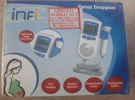 Fetal doppler  infi brand