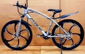 Jaguar prime sleek cycle with shimano 21 gears