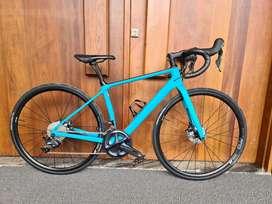 Road Bike RB 2020 Canyon Endurance Woman SL CF disc 8.0 ultegra