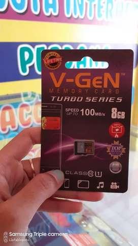 Memory card vgen