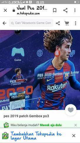 PES gembox patc new transfer