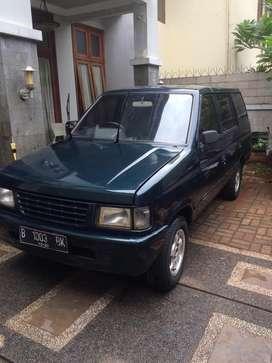 Isuzu Panther Hi Grade 1996 LS not Deluxe