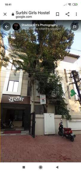 Surbhi Girls Hostel Indrapuri colony bhawarkua