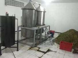 Mesin Destilasi Boiler Jatim