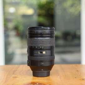 Lensa AFS Nikkor 28-300 mm G ED VR