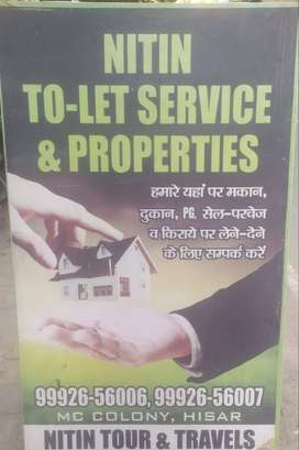 NITIN TO-LET SERVICES
