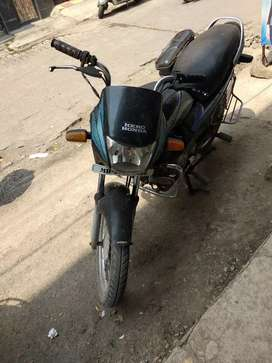 Hero Honda Passion Plus in excellent condition for sell.