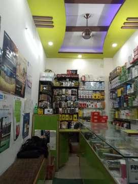 1Bedroom + Shop for sale in Bahmanwala Near Haridwar Bypass Road