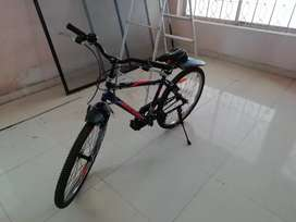 Want to sell 1 month old bicycle