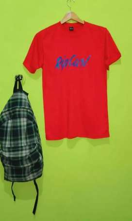 Baju distro size M 3 pcs