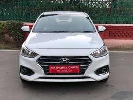 Hyundai Verna Fluidic 1.4 CRDi EX, 2019, Diesel