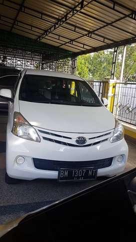 Toyota Avanza E Bm Kota